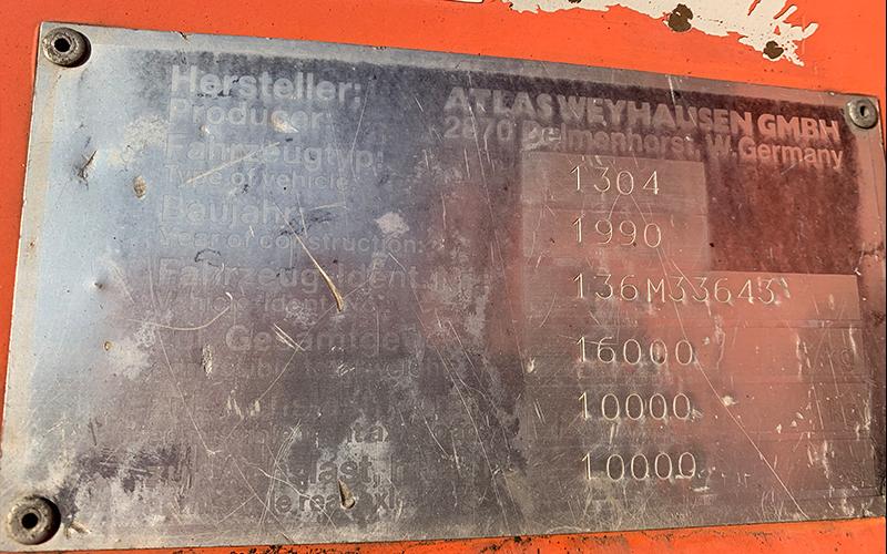 ATlas 1304-4