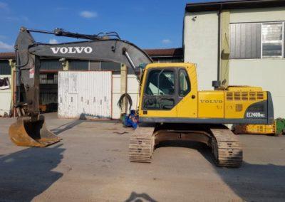 Escavatore Cingolato Volvo EC240BLNC