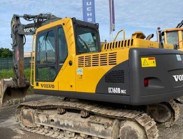 Escavatore Cingolato Volvo EC160BLNC