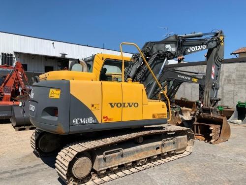 Escavatore Cingolato EC140BLC